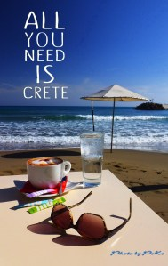 ALL YOU NEED IS CRETE